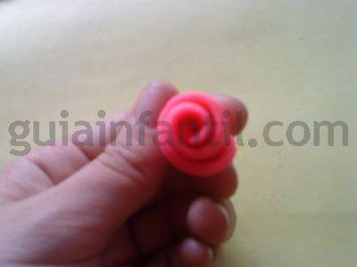 Medalla rosas 4