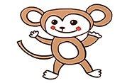 Aprender a dibujar un mono.