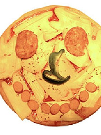 Pizza para cocinar con niños