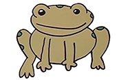 Aprender a dibujar una rana.