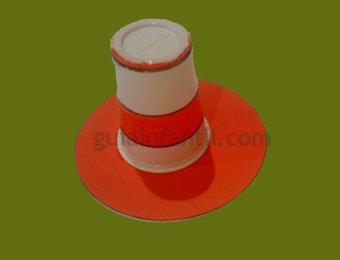 Sombrero de payaso para niños