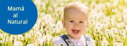 Mamá al Natural, el cuidado del bebé con la sabiduría de la naturaleza