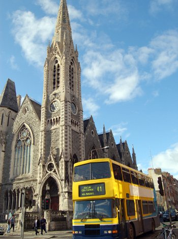 Monumentos en Dublín