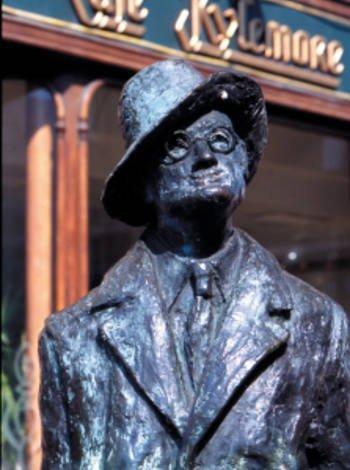 Estatuas de OConnell Street en Dublín