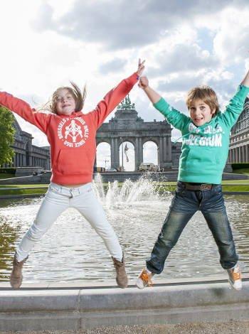 Disfrutar Bruselas con niños