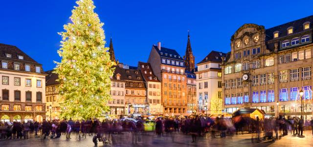 Los mercados navideños más bonitos
