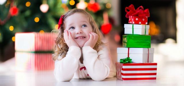 La magia de la Navidad con los niños