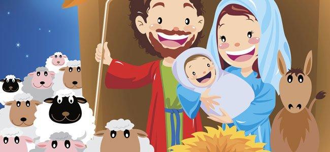 Cantando van los pastores. Villancico infantil para navidad