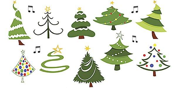 El abeto. Canciones navideñas para niños
