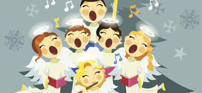 Alegría. Canción navideña para niños