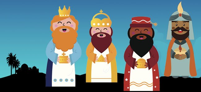 Artabán, el cuarto rey Mago. Cuento navideño norteamericano