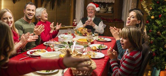 Recetas de Navidad en todo el mundo