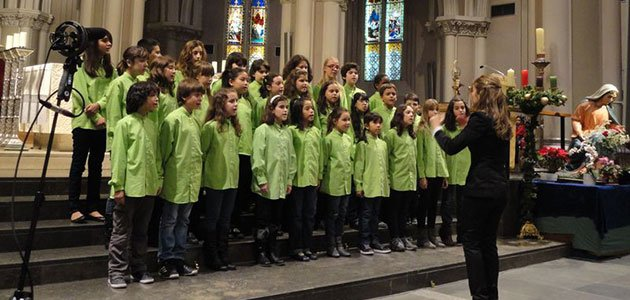 coro de villancicos