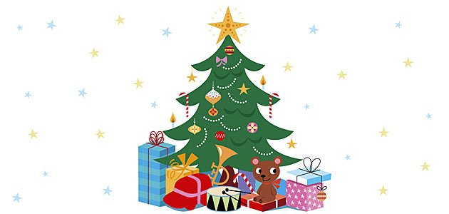 Cuento del árbol de Navidad