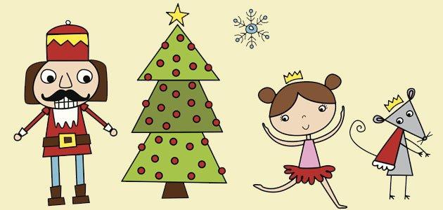 2e3f7ab0b El cascanueces. Cuentos de Navidad para niños