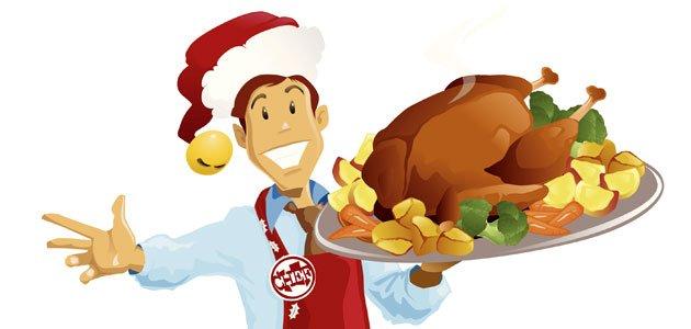 El cocinero de Nochebuena