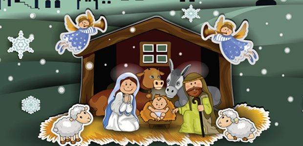 Videos de villancicos de navidad para ninos con letra