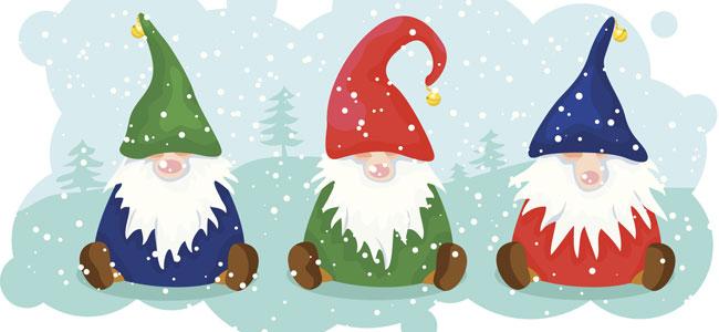 Los 13 hombrecitos de la navidad leyenda islandesa para ni os - Felicitaciones de navidad originales para ninos ...