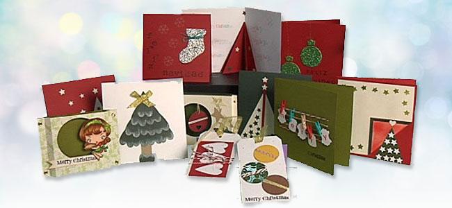 Ideas de postales de navidad para ni os - Ideas originales navidad ...