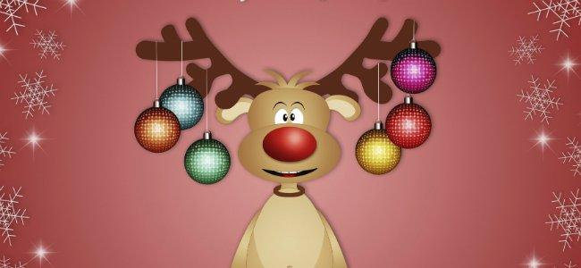 Manualidades y recetas con renos de navidad para ni os - Manualidades ninos navidad ...