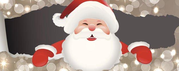 Manualidades y recetas con Santa Claus