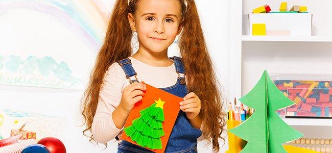 Manualidades de decoraci n de navidad para ni os for Decoracion navidena para ninos