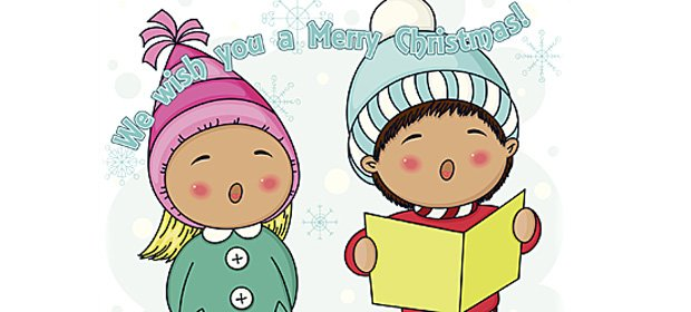 Feliz Navidad, feliz Navidad. Villancicos para niños