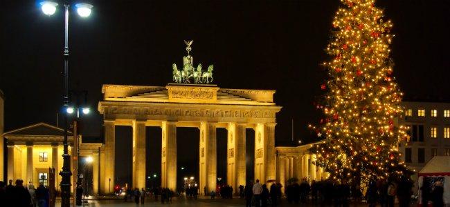 Navidad en Berlín con niños.