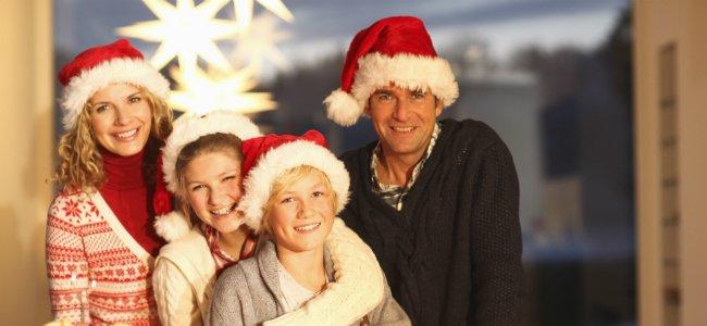 La Navidad por el mundo.