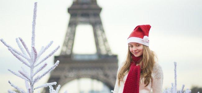Navidad en París con niños.