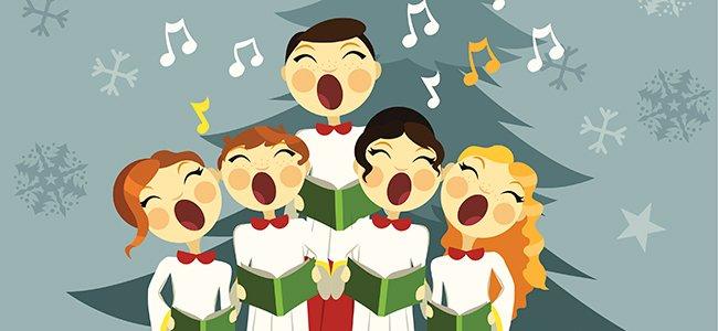 Noël Blanc, canción de navidad