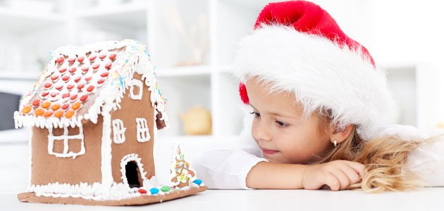 Dulces navide os para ni os recetas de postres de navidad - Cosas de navidad para ninos ...