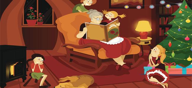 Refranes de Navidad y Año Nuevo para niños