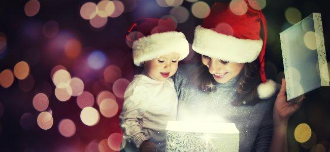 Regalos para bebés de Navidad.