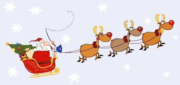 Reno Rudolph. Leyenda y cuento para niños