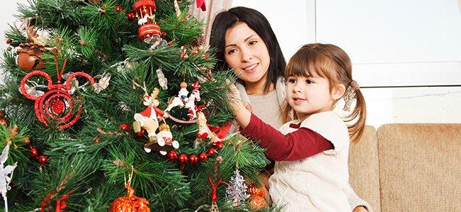 Rbol de navidad - Como poner el arbol de navidad ...