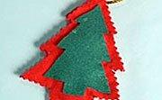 Adorno de árbol de Navidad