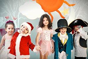 Teatro para niños en Navidad