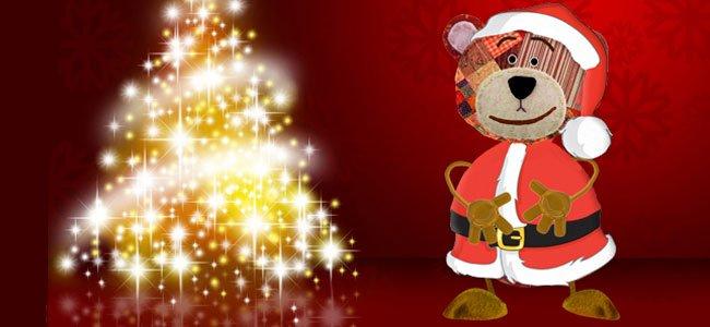 Vídeos del oso Traposo para la Navidad de los niños