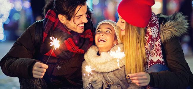 Valores de la Navidad para los niños