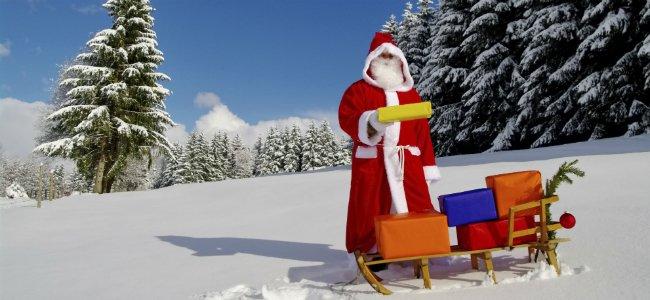 Viaje a Laponia, la tierra de Papa Noel.