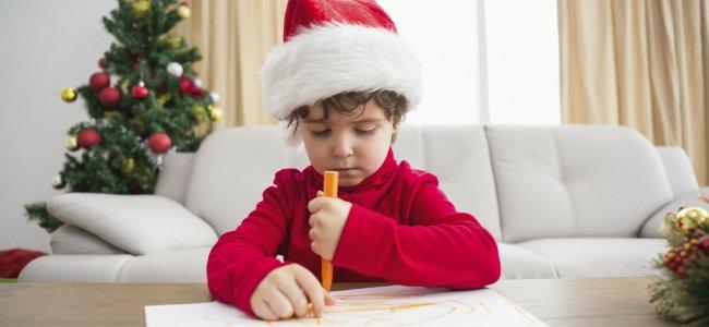 Aprender a hacer dibujos de Navidad.
