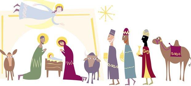 Letra del villancico Pastores venid para niños