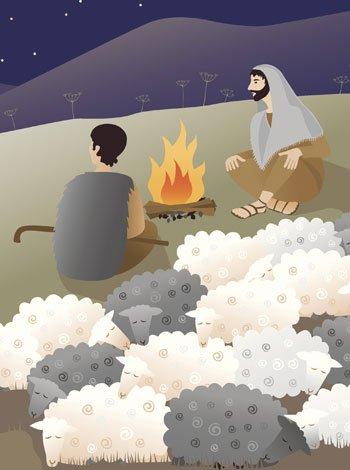 Villancico Los pastores