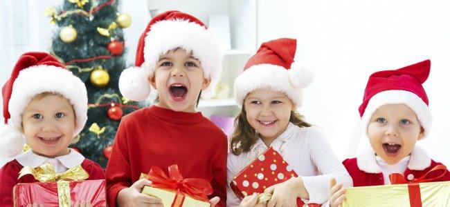 Música de Navidad y villancicos para niños.