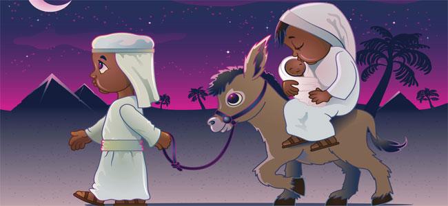 Madre Mía. Poema de Navidad para niños