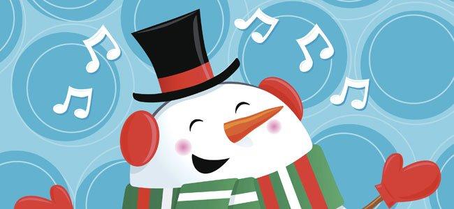 Blanca navidad villancicos en inglés