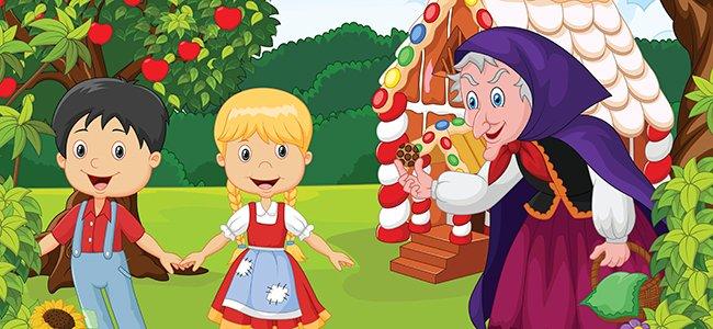 Cuentos para niños sobre brujas