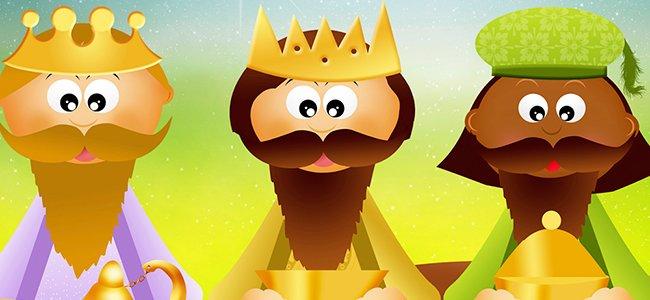Cuentos de los Reyes Magos