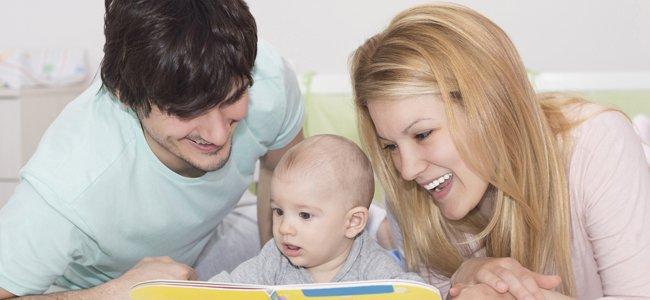Cuentos para leer a los bebés